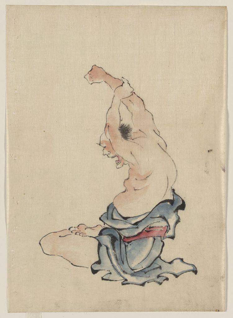 hokusai-yoga